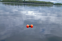 image of Lindy Marker Buoy in the water
