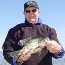 Crappie Fishing on Red Lake
