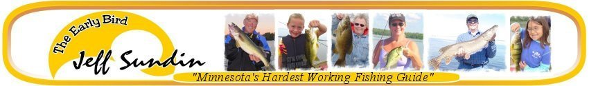 Early Bird Fishing Page Banner