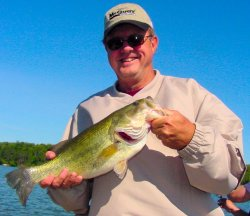 Largemouth Bass, Bill Spencer