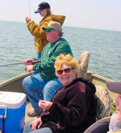 Second Annual Sundin's Red Lake Opener
