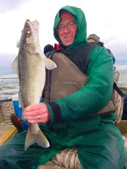 Walleye Tom Macken