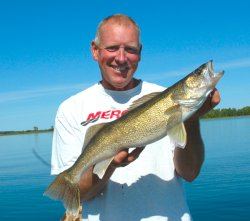 Walleye Jeff Sundin September 2008