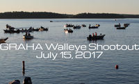image of walleye contest announcement