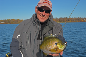 image of Jeff Sundin bluegill