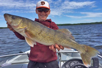 image of giant walleye