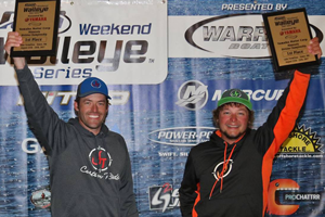 image of AIM lake Vermilion Walleye Champs