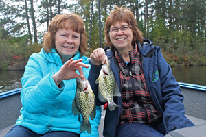 image of Patti Perreault and Terese Damyanovich