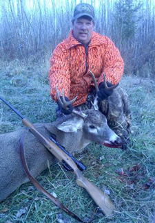 Buck 8 Pointer Bill Powell 11-7-2010
