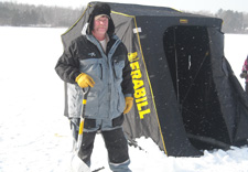 Ice Fishing Report 12-6-2010