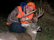 Sundin Buck Deer 10 Point November 2011