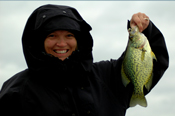 Crappies Cutfoot Sioux