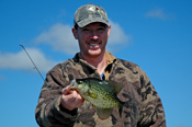 Crappie Fishing Ball Club