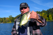 Crappies Cutfoot