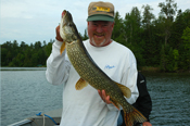 Northern Pike Larry Lashley