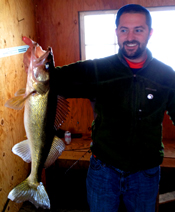 Walleye Fishing Lake Of The Woods