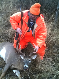 Buck Jay Liend Nover 2012 Deer Hunt