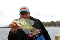 Crappie Fishing Chad Peterson