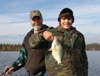 Crappie Fishing Northern Minnesota