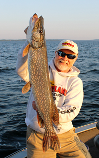 Trolling Lead Core For Pike
