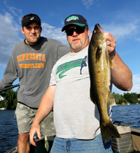 Walleye Fishing Russ Smith