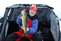 Greg Clusiau Walleye Fishing
