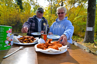 Walleye Fish Fry