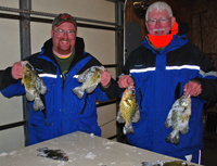 Crappie Fishing Bowstring Lake