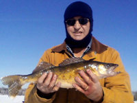 Bowstring Lake Walleye