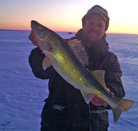 Walleye Fishing Winnibigoshish