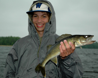 Sand Lake Walleye