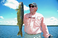 Walleye Fishing Pokegama