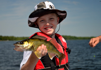 Walleye Fishing Lake Winnie