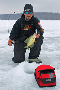 Jamie Dietman Brainerd Fishing Guide