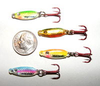 Forage Minnow Spoon