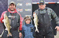 image links to walleye fishing story