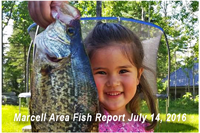 image links to marcell area fishing report