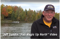 image links to fishing video fall magic up north