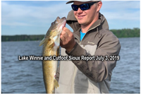 image links to winnie fishing report