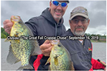 image links to clusiau fishing report