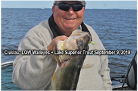 image of brian griffith with nice walleye
