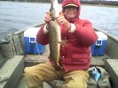 Northern Pike Bob Carlson October 2009