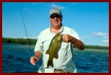 Smallmouth Bass Mark Huelse June 2009