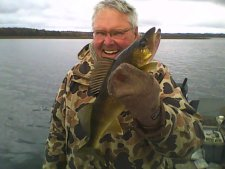 Walleye Carl Bergquist October 2009