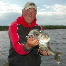 Walleye Jeff Sundin May 2009