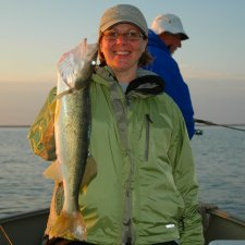 Walleye Kristen Pietras June 2009