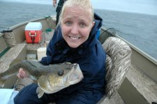Walleye Stacy Mathiason June 2009