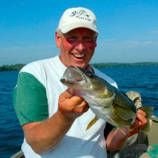 Walleye Jeff Sundin August 2009