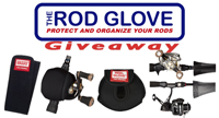 image links to rod glove giveaway