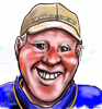 caricature image of Jeff Sundin
